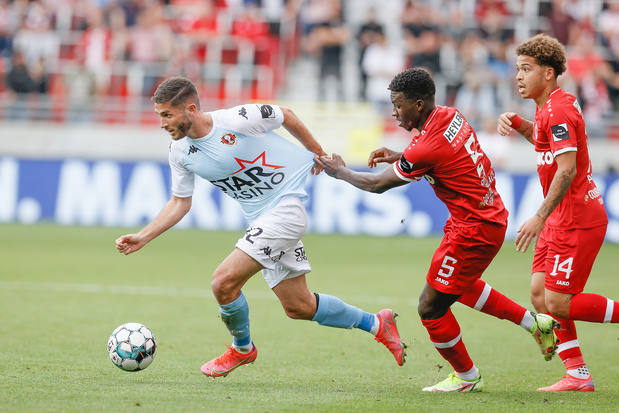Antoine Bernier (Seraing): 'Dankzij Luxemburg ben ik prof geworden'