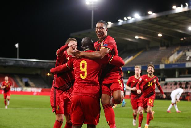 Coupe du Monde 2022: voici ce qui attend les Diables pour le début de qualifications