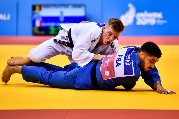 Euro de judo: Jorre Verstraeten raffle la médaille de bronze