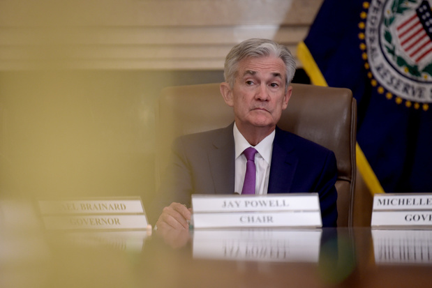 La Fed table sur une chute du PIB américain de 6,5% cette année