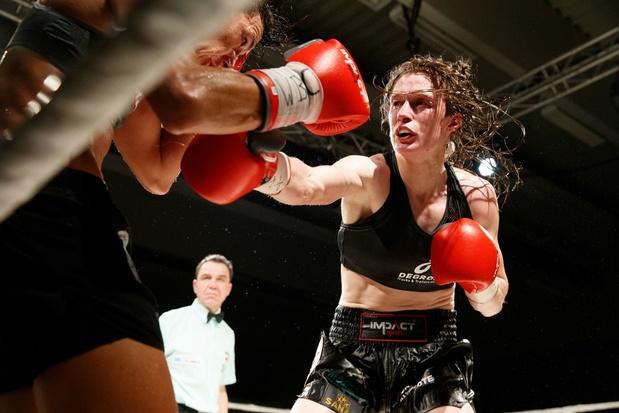 Delfine Persoon krijgt droomkamp tegen Katie Taylor