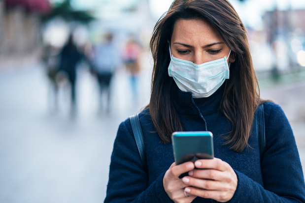 Coronavirus: l'Europe teste l'interopérabilité entre apps de traçage de six Etats