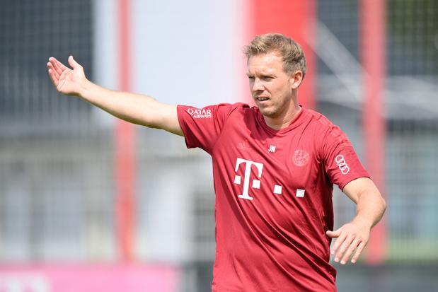 Het is altijd iets bij Bayern München