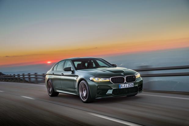 BMW M5 CS, super berline en édition limitée