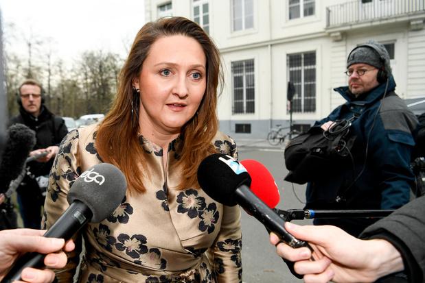 """Gwendolyn Rutten (Open VLD): """"Il faut un nouveau pacte entre libéraux et socialistes"""""""