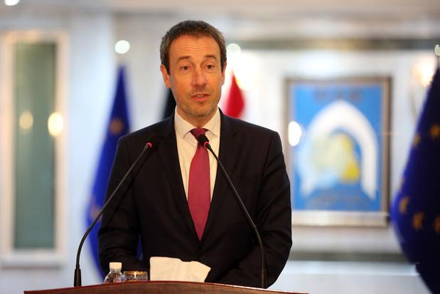 België hanteert geen dubbele standaard bij repatriëring landgenoten, verzekert Goffin