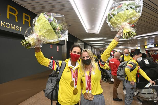 Jeux Paralympiques: 15 médailles pour la Belgique, un record, et beaucoup d'émotions diverses