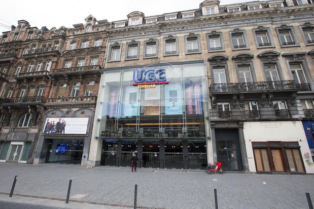 Les cinémas belges espèrent une réouverture le 17 juin