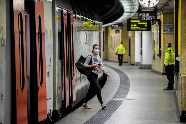 Eén op vier treinreizigers zonder geldig ticket sinds corona
