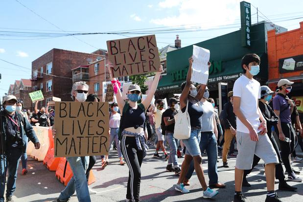 Dode bij protesten tegen politiegeweld in Indianapolis