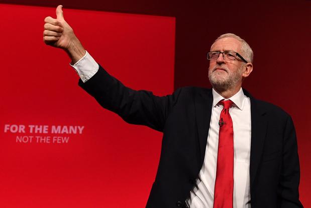 Brexit: Le Labour accepte la tenue d'élections anticipées