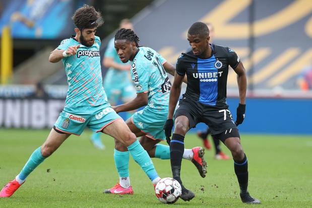 Ten vroegste begin maart inhaaldatum bekend voor Charleroi-Club Brugge