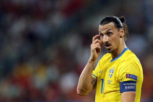 Officieel: Zlatan Ibrahimovic keert terug bij Zweedse nationale ploeg