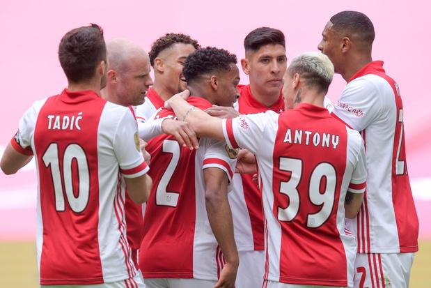 Ajax kampioen: wat u moet weten over de 35ste titel van de Ajacieden