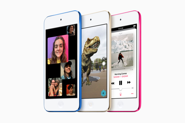Apple sort un nouvel iPod au bout de quatre ans