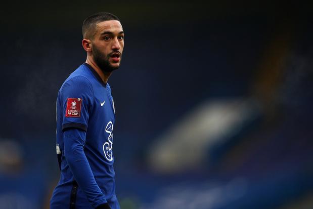 Hoe Hakim Ziyech als topaankoop van Chelsea op de bank belandde