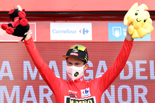 Vuelta: Caruso s'offre une victoire en solo, Roglic gifle la concurrence
