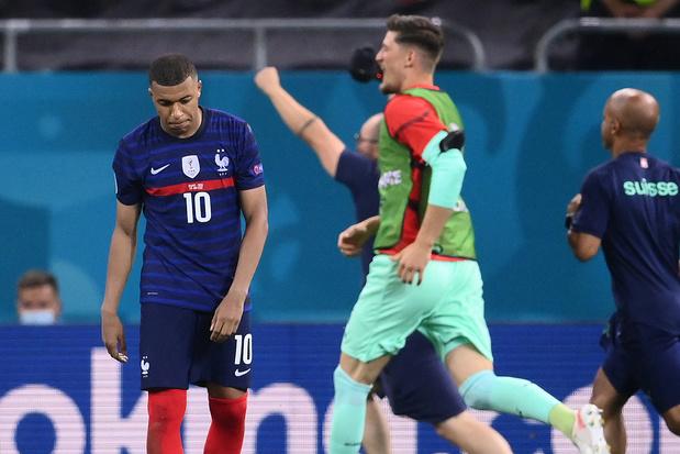 """EURO 2021 - Kylian Mbappé réagit après l'élimination de la France: """"Très difficile de tourner la page"""""""