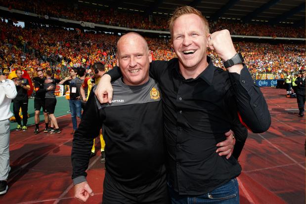 Frederik Vanderbiest (KV Mechelen): 'We profileren ons graag als bekerploeg'