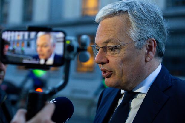Reynders fait surveiller les mesures d'urgence au regard des droits fondamentaux