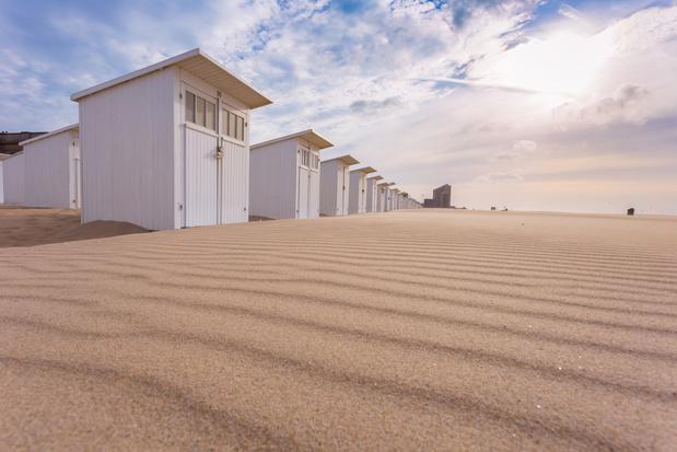 Dagje Oostende gepland? Vergeet je plek op het strand niet te reserveren