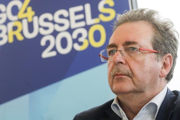 Brussel niet te spreken over federale afspiegelingscoalitie van Coens