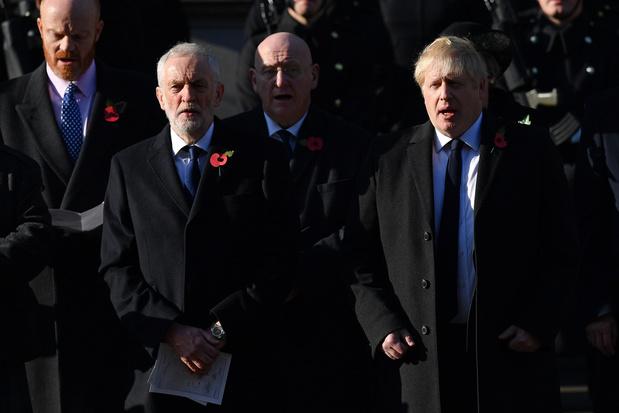Johnson et Corbyn en opération séduction face au patronat avant les élections britanniques