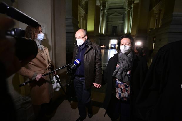 L'ancien député Christian Van Eyken et Sylvia B. condamnés à 27 ans de prison