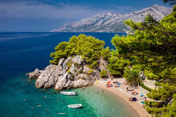 Kroatië verwelkomt zomertoeristen