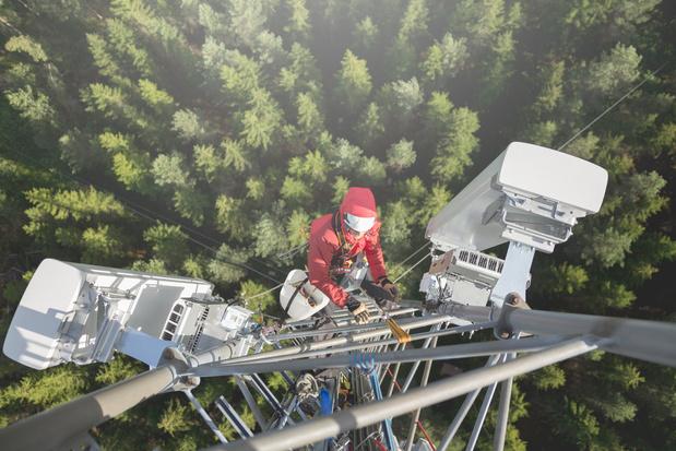 Citymesh est le quatrième opérateur belge à disposer d'une licence 4G