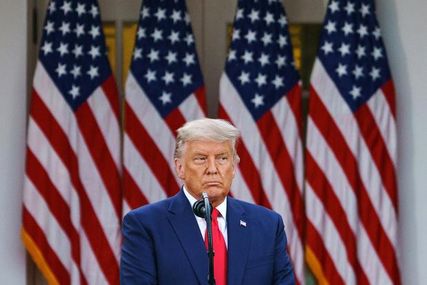 Elections USA: Trump évoque pour la première fois la possibilité d'une défaite