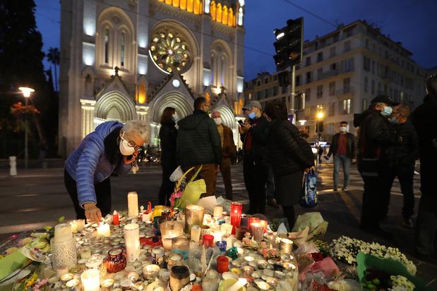 Attaque de Nice: l'assaillant testé positif au Covid-19