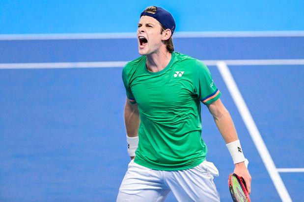 "Tennis: ""Air Zizou Bergs"", destination top 100?"