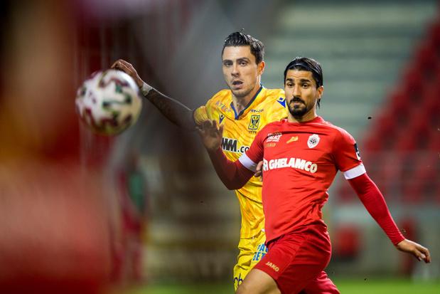 Antwerp en STVV vinden de goal niet