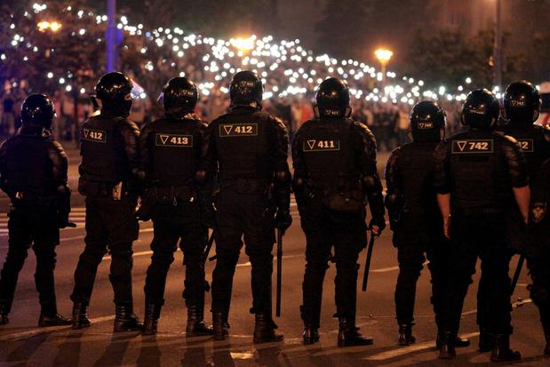 Alweer hevige protesten en massale arrestaties in Wit-Rusland, EU komt in spoedzitting bij elkaar
