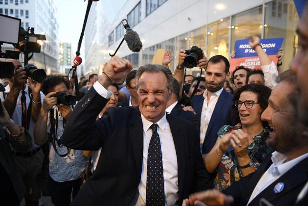 Frankrijk: partijen Le Pen en Macron winnen geen enkele regio, 'de democratie heeft gefaald'