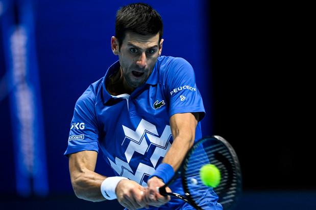 Langst op nummer 1: Djokovic nu al zeker van record
