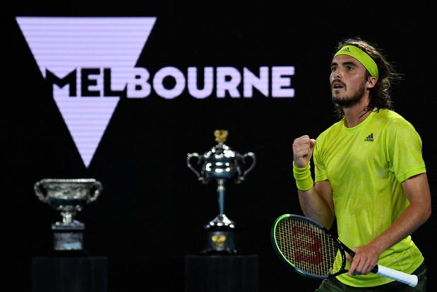 Australian Open: Nadal sneuvelt in kwartfinale tegen Tsitsipas