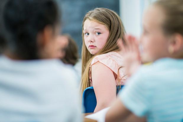 Seksuele intimidatie is 'normaal' voor schoolkinderen in het VK