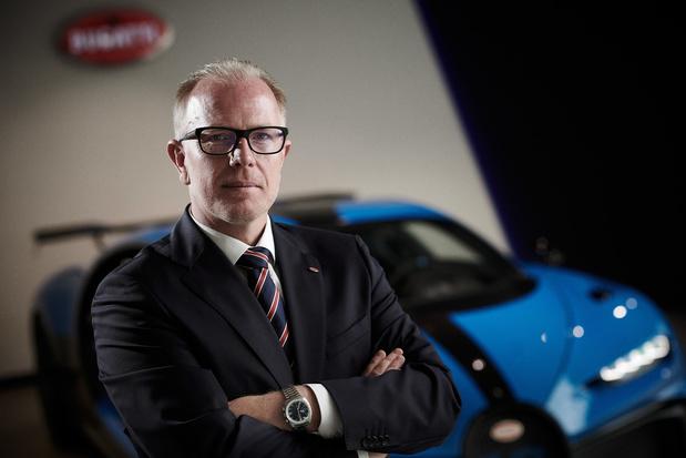 Nouveau Brand Manager pour Bugatti Brussels