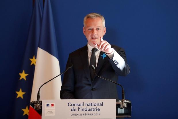 La France critique elle aussi le libra