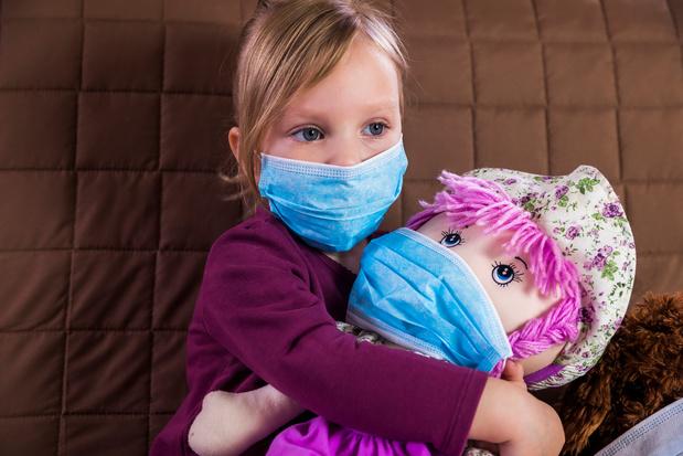 Covid-19 : les enfants peuvent avoir à la fois le virus et des anticorps