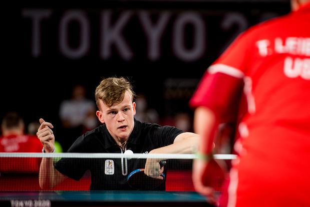 Paralympiques 2021: Laurens Devos et Florian Van Acker assurent deux nouvelles médailles à la Belgique