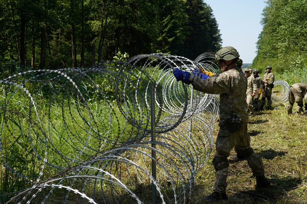 Litouwen schakelt leger in tegen migranten uit Wit-Rusland