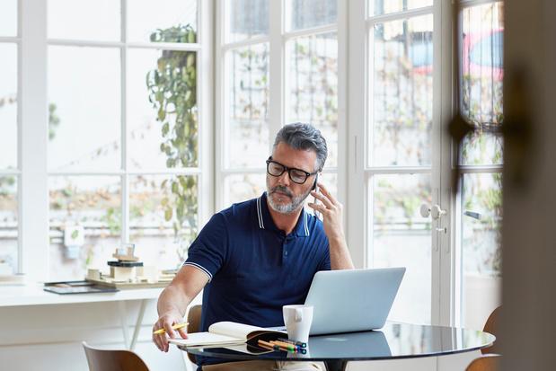 À peine 6% des employés bénéficient d'une indemnité de télétravail