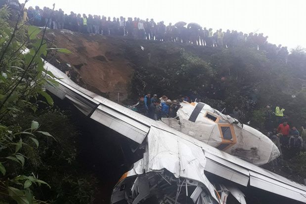 Un petit avion s'écrase sur Goma, au moins 23 morts