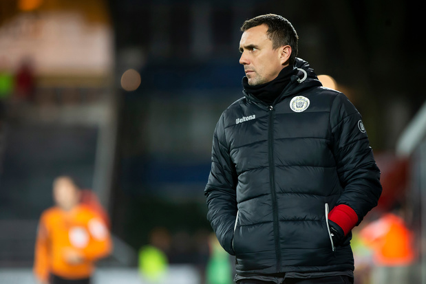 Arnar Vidarsson: 'Bij een club als Lokeren moeten er altijd zes à acht jeugdspelers in de A-kern zitten'
