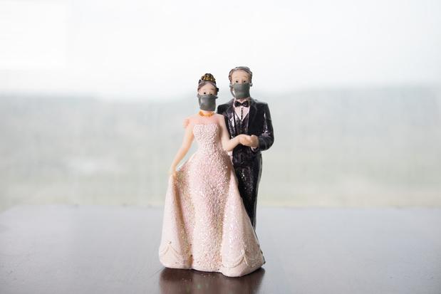 """Témoignage : """"On devait se marier quand le coronavirus est arrivé"""""""
