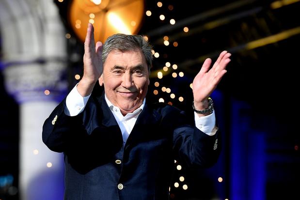 Eddy Merckx, leader de l'année 2019