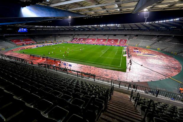 Belgique - Côte d'Ivoire se jouera à huis clos